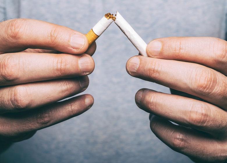 Règles pour arrêter de fumer
